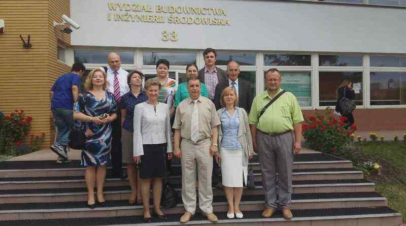 Навчальний візит до Варшавського університету про життя