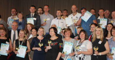 Нагороджено переможців Всеукраїнського конкурсу «Джерело творчості»