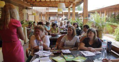 Естафету проведення тренінг-семінарів із «Фінансової грамотності» підтримали на Миколаївщині