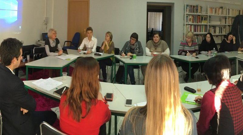 Семінар для учителів, методистів та викладачів французької мови