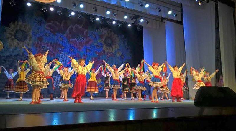 Тріумф юних талантів у Скадовську