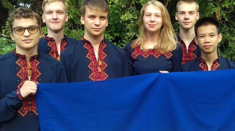 Скарбничку міжнародних перемог українських школярів  поповнили юні математики: 4 золоті та 2 срібні медалі