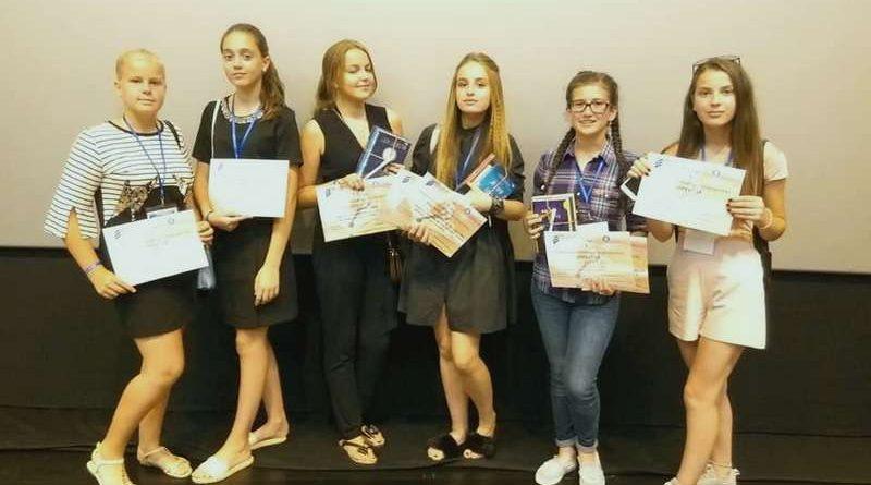 Юні буковинці взяли участь уМіжнародній олімпіаді з румунської мови та  святкуванні Дня Румунської Мови