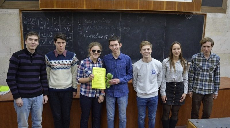 Визначено переможців серед юних фізиків