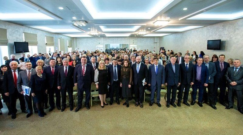 Відбувся міжнародний саміт «Стратегічне партнерство: Освіта. Наука. Влада»