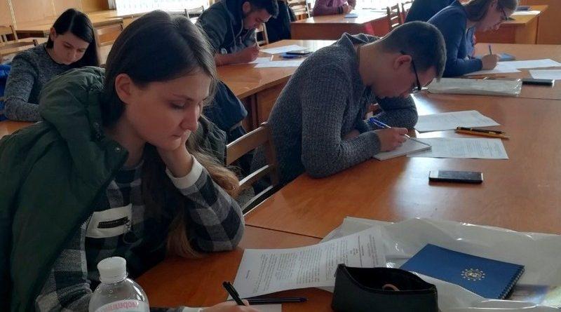 Студенти – фізики показали відмінні знання під час Всеукраїнської олімпіади