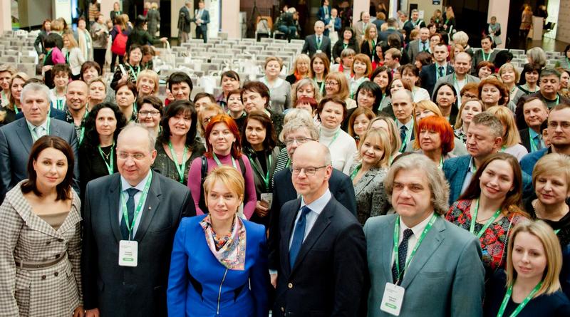 Стартував фінсько – український проект «Learning together» («Вчимося разом»)