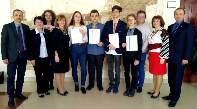 У Львові завершилися змагання серед кращих юних істориків
