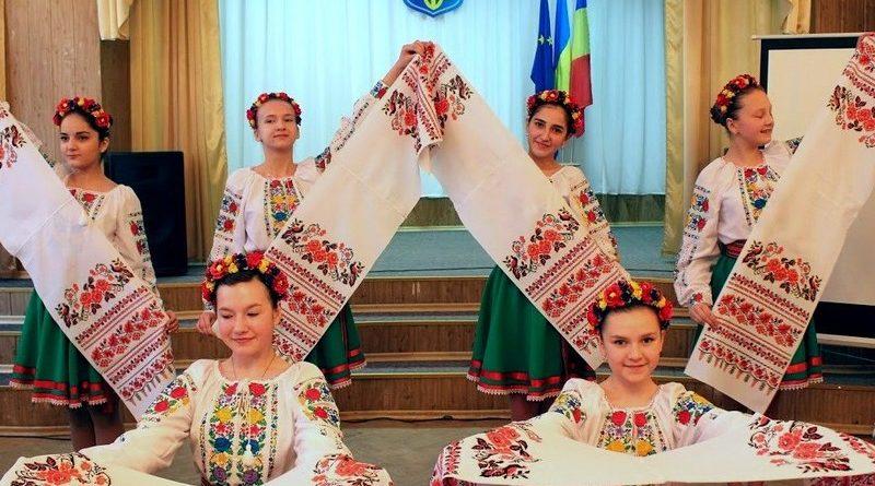 Учасників Всеукраїнської учнівської олімпіади з румунської мови та літератури привітала Генеральний консул Румунії в Чернівцях