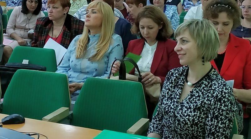 Освітяни Житомирщини ділились досвідом впровадження проектних технологій в спеціальних закладах освіти