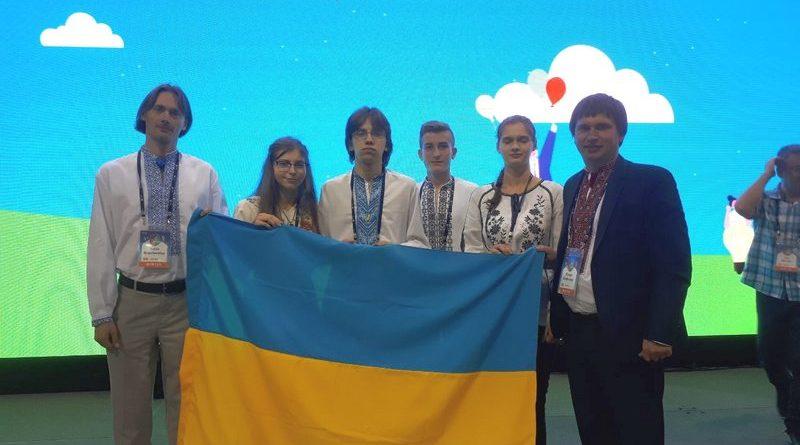Українські школярі розпочали боротьбуна Міжнародній олімпіаді з географії
