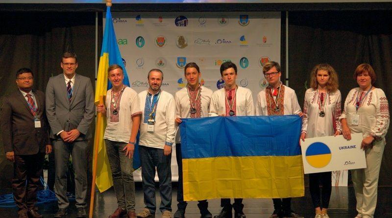 П'ять бронзових медалей здобули українці на Міжнародній учнівській олімпіаді з астрономії та астрофізики