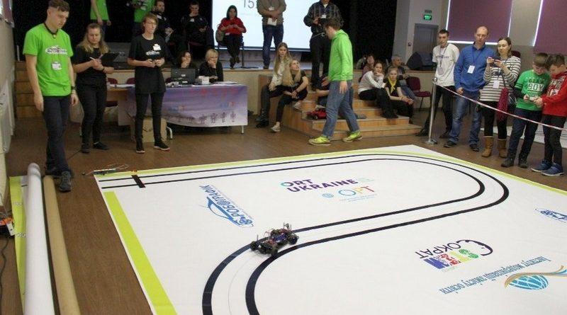 Відбулися ІІІ Всеукраїнські змагання «Роботрафік»:юні інженери-винахідники у пошуку оригінальних ідей,що можна буде втілити у майбутньому