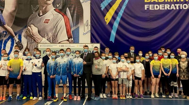 У Києві відбулася ІІІ Літня Гімназіада України з бадмінтону